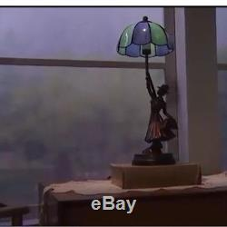 Mary Poppins Returns Dale Tiffany Lamp Stained Glass Set Of 2 Lamplighter Gift
